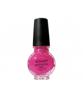Vernis konad psycho pink 11ml pour le stamping