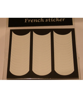 Guides pour french manicure