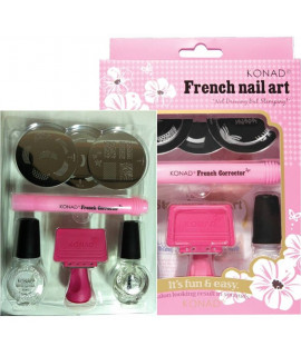 Kit french manucure konad