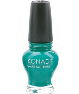 Vernis konad  princess pop green pour le stamping