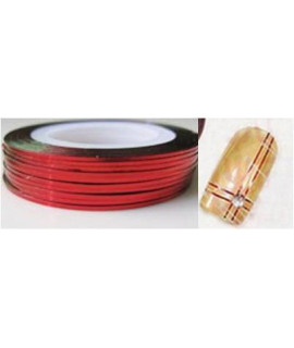 Striping tape laser rouge